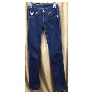 True Religion Billy Dark Wash Jeans